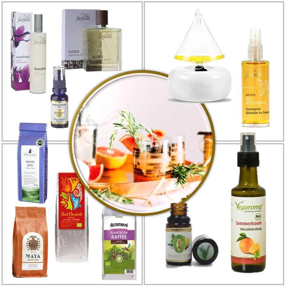 Aromakultur - Düfte für den ganzen Tag
