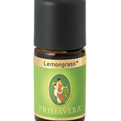 Lemongrass bio Ätherisches Öl von Primavera
