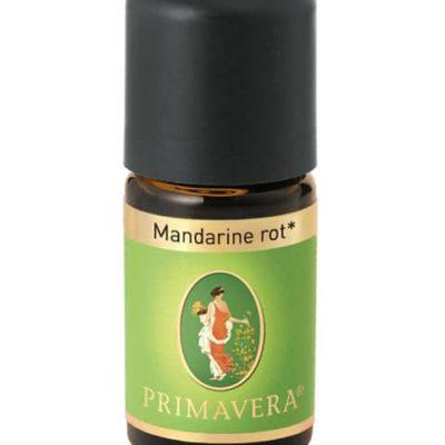 Mandarine rot bio Ätherisches Öl von Primavera