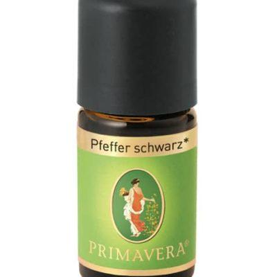 Pfeffer schwarz bio Ätherisches Öl von Primavera
