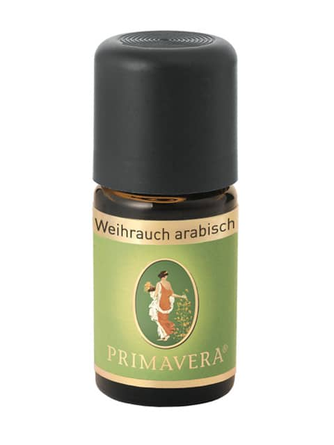 Weihrauch arabisch Ätherisches Öl von Primavera