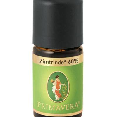 Zimtrinde bio 60% Ätherisches Öl von Primavera