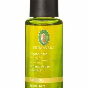 Arganöl bio ein Basisöl von Primavera