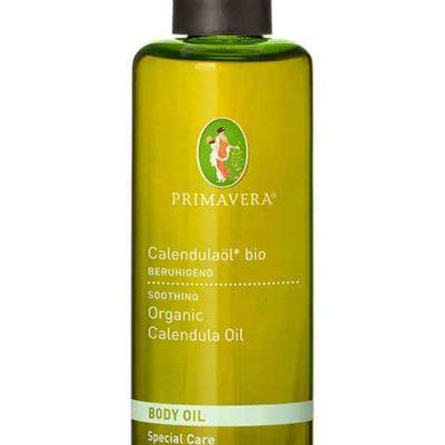 Calendulaöl bio Basisöl von Primavera