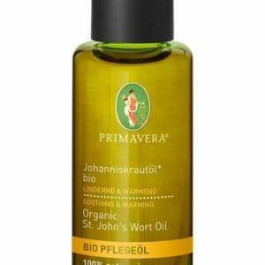Johanniskrautöl bio Basisöl von Primavera