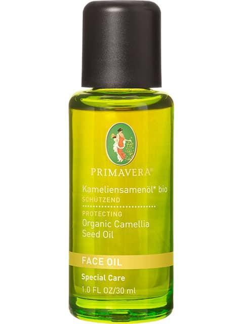 Kameliensamenöl bio Basisöl von Primavera | Angeldar