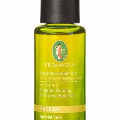 Nachtkerzenöl bio Basisöl von Primavera