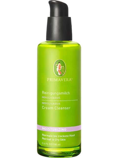 Reinigungsmilch Neroli Cassis - 100ml - Macht schöne weiche Haut und ist für schnell austrocknende Haut und empfindliche Haut super geeignet.