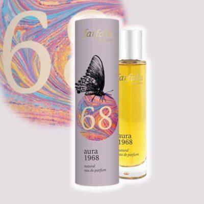 Aura 1968 Natural Eau de Parfum Farfalla