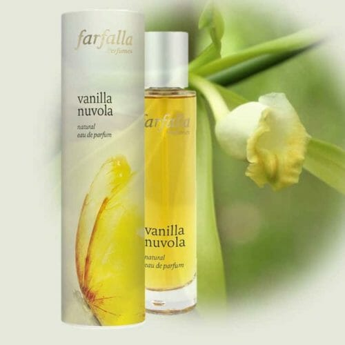 Vanilla Nuvola Natural Eau de Parfum Farfalla