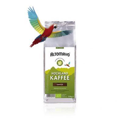 Hochland Kaffee Peru - Altomayo