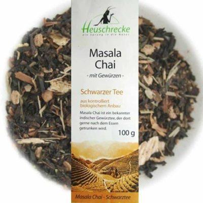 Masala -Tee süß von Heuschrecke