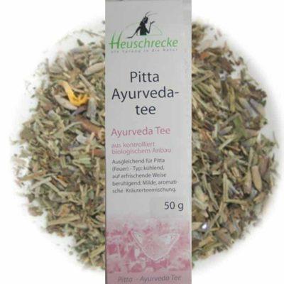 Ayurveda Pitta eine Kräutermischung - Heuschrecke