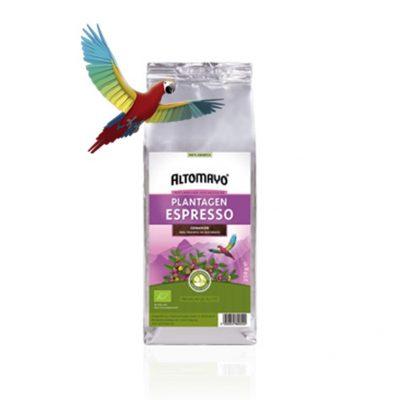 Plantagen Espresso aus Peru  - Altomayo