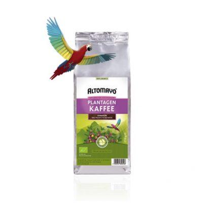 Plantagen Kaffee aus dem Hochland Perus - Altomayo