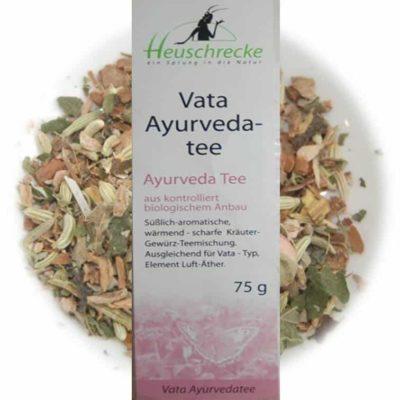 Vata-ein ayuvedischer Kräuter-Gewürz Tee - Heuschrecke