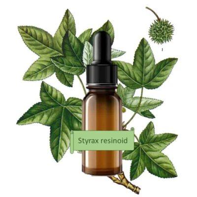 Styrax resinoid Ätherisches Öl-Maienfelser