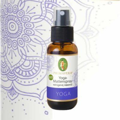 Bio Yogamattenspray von Primavera