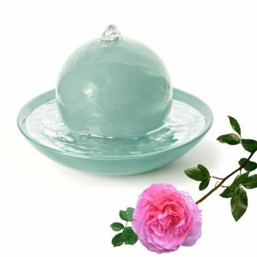 Wer möchte das nicht. Einen Brunnen in seinem Zuhause. Mit dem Duftbrunnen Rondo ist das möglich.Schnell und bequem.Drei Farben sind verfügbar.