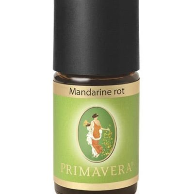 Mandarine rot Ätherisches Öl  Primavera