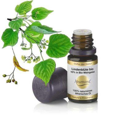 Lindenblüte 10% bio Ätherisches Öl Neumond