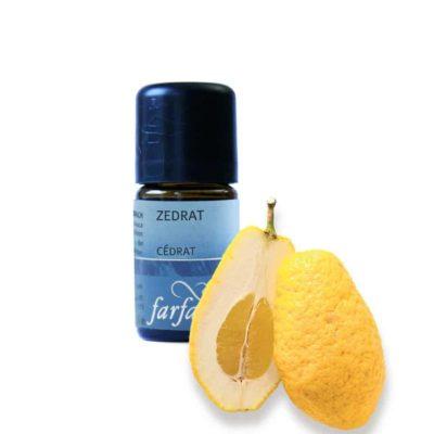 Zedrat (Ur-Zitrone) Ätherisches Öl Farfalla