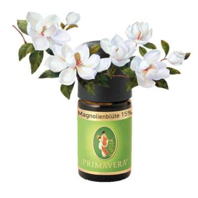 Magnolienblüten 15% Ätherisches Öl von Primavera