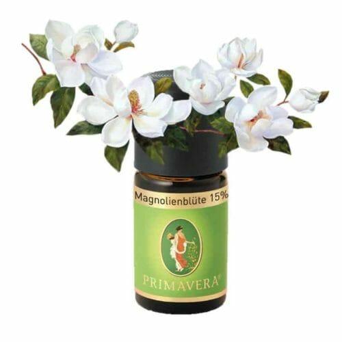 Magnolienblüten 15% Ätherisches Öl von Primavera   Angeldar