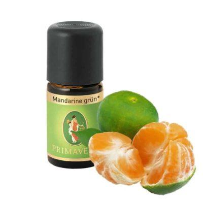 Mandarine grün bio Ätherisches Öl von Primavera