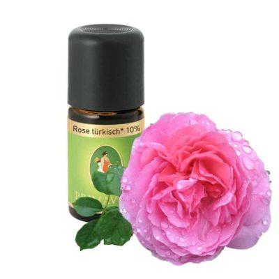 Rose Türkisch 10 % bio ätherisches Öl von Primavera