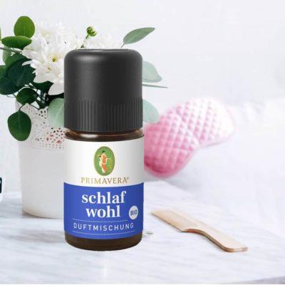 Schlafwohl eine Duftmischung bio