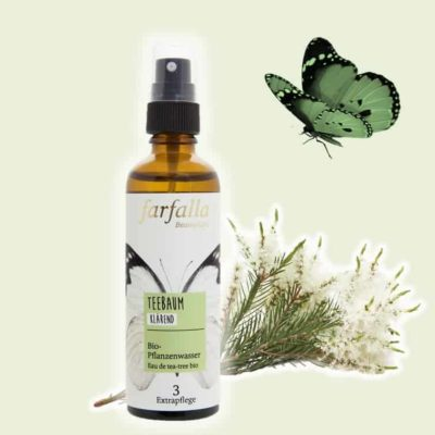 Teebaumwasser bio alkoholfrei