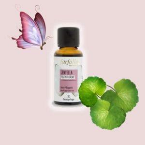 Centellaöl Bio - Pflegeoel regenerierend Farfalla