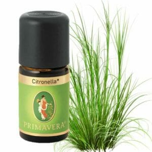 Citronella bio Ätherisches Öl von Primavera