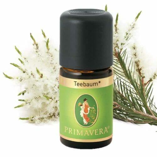 Teebaum bio Aetherische Oel Primavera life