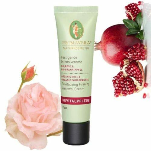 Revitalpflege Intensivcreme Rose Granatapfel