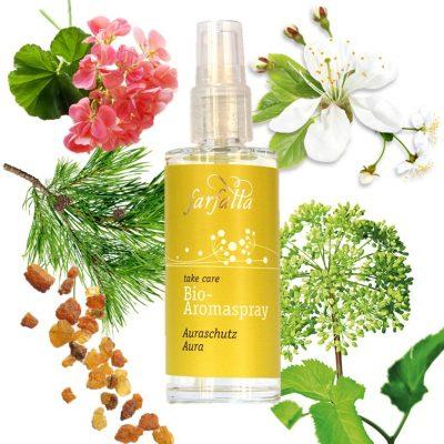 Bio Aromaspray Auraschutz