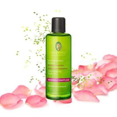 Badeöl Bio Rose & Osmanthus - Primavera