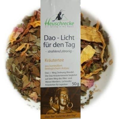 Dao/Licht für den Tag - Heuschrecke