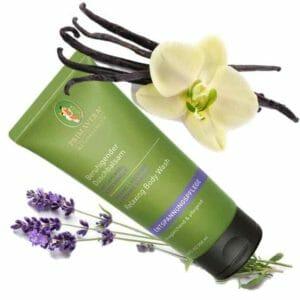 Duschbalsam Bio Lavendel und Bio Vanille - Primavera