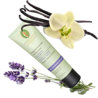 Handcreme Bio Lavendel & Bio Vanille - Primavera