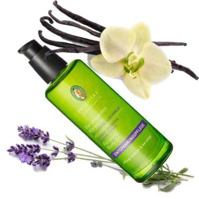 Körperöl Bio Lavendel & Bio Vanille - Primavera