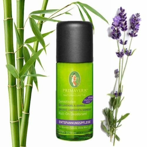 Entspannungspflege Lavendel Vanille_Sensitivdeo Primavera life