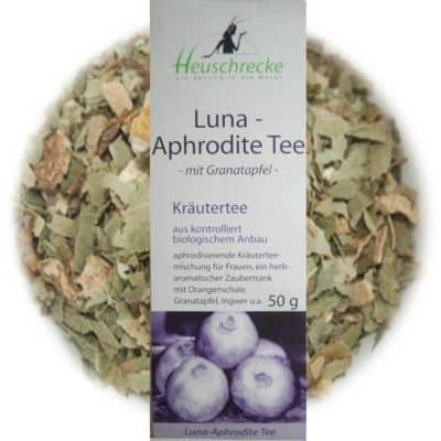 Luna-Aphrodite-Tee - Heuschrecke