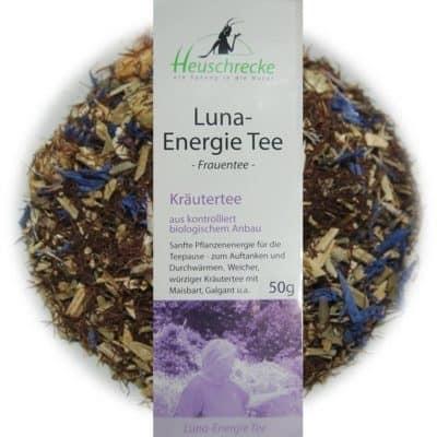 Luna-Energie-Tee - Heuschrecke