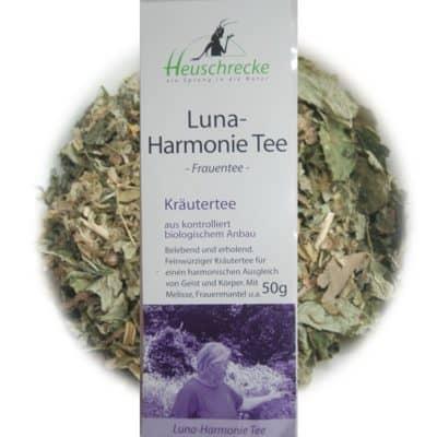 Luna-Harmonie-Tee - Heuschrecke