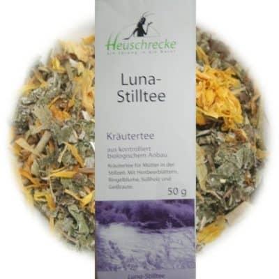 Luna-Stilltee - Heuschrecke
