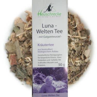 Luna-Welten-Tee - Heuschrecke