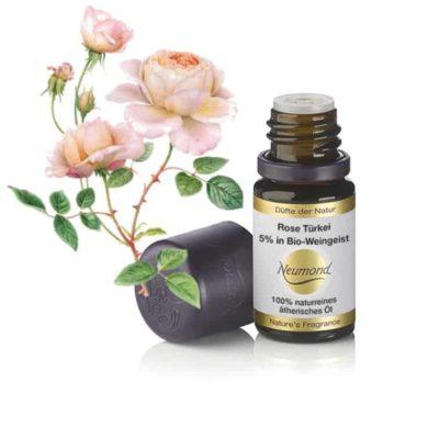 Rose Türkei 5% Ätherisches Öl von Neumond