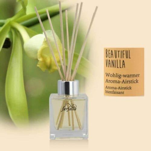 Aroma-Airstick Beautiful Vanilla Farfalla